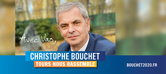 Christophe Bouchet- video